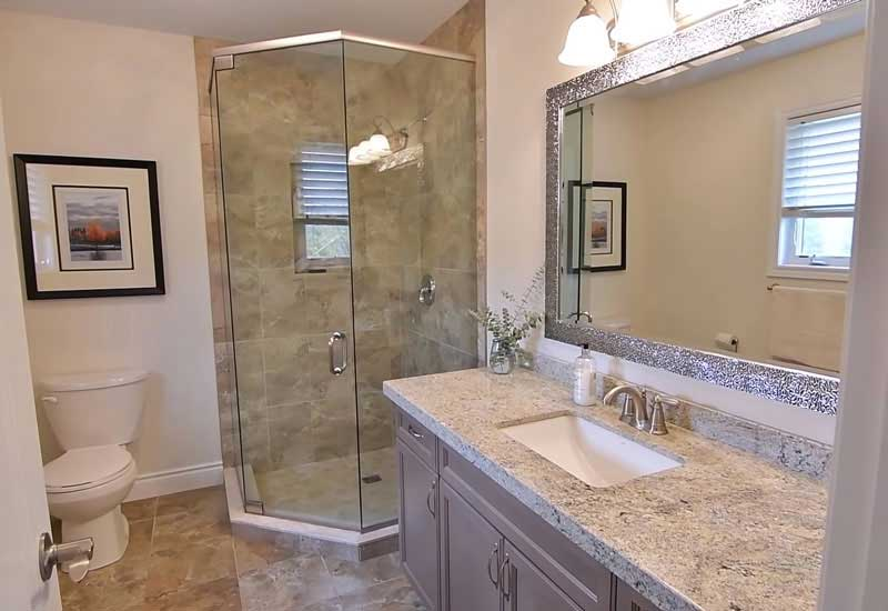 ванная комнаты 1o