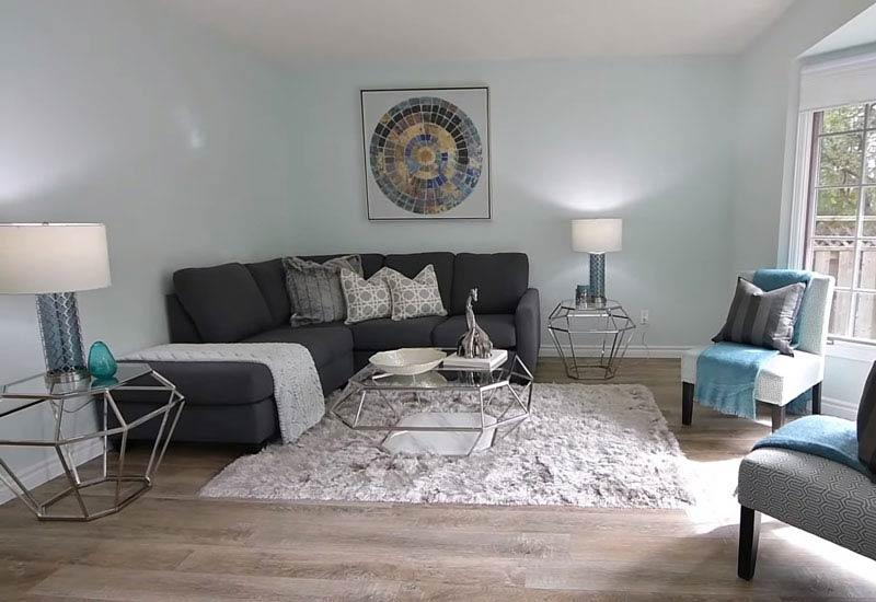 гостиная с дизайнерской мебелью 6_2
